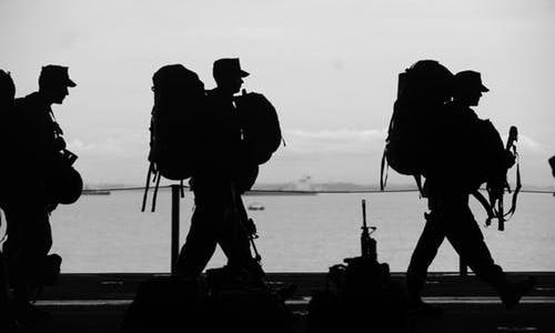 último-soldado-basco-silhueta